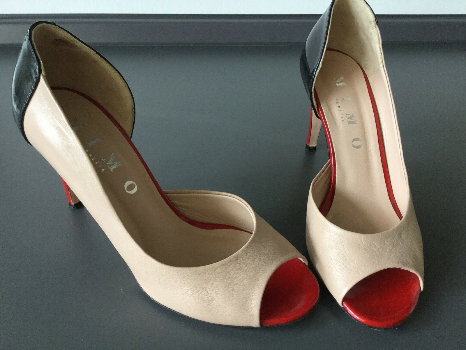 Elegante Damen Pumps MIMO Venezia, Made In , Gr. 36