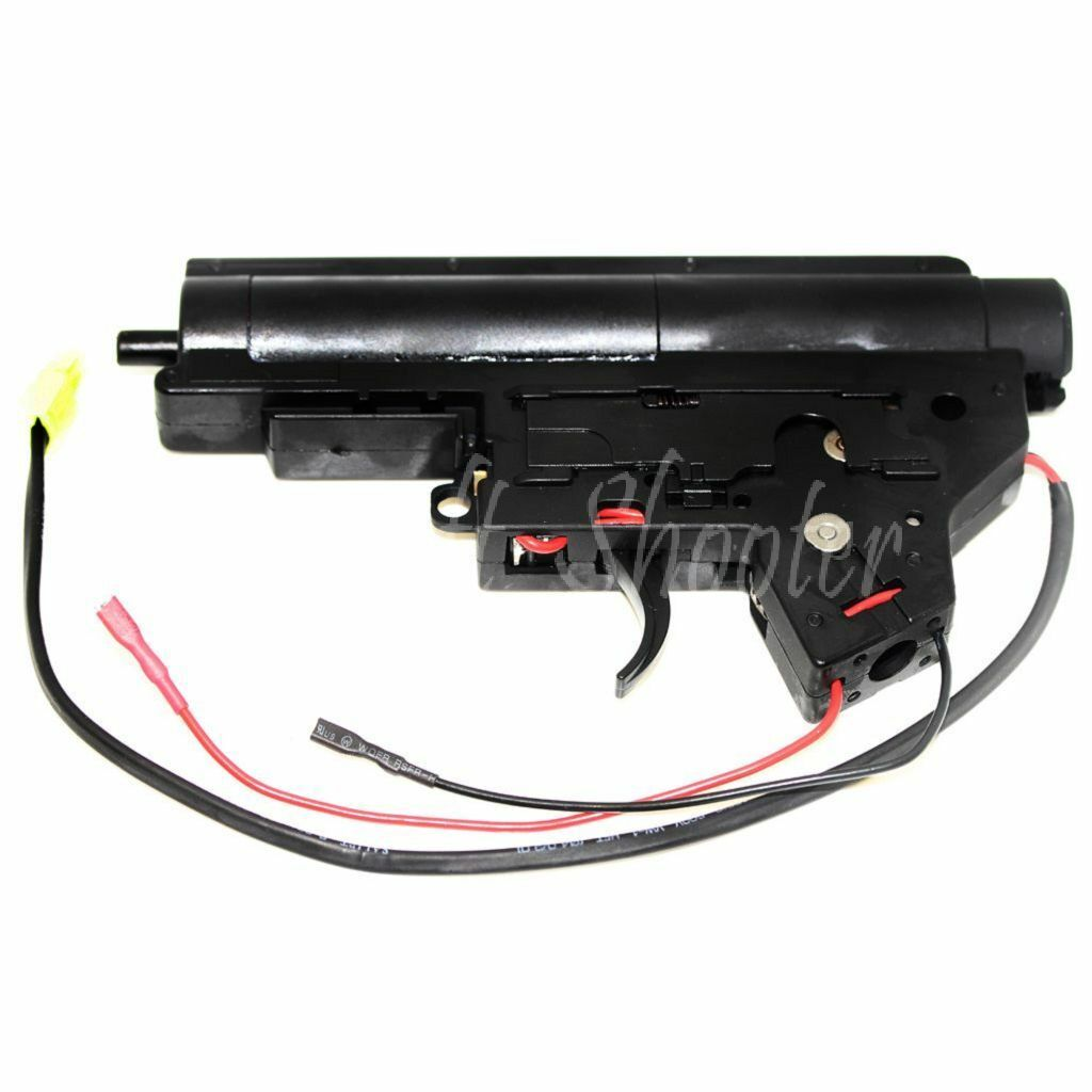 Airsoft Gear JG V2 8mm Complete QD Gearbox M-Series Version 2 Rear Line AEG