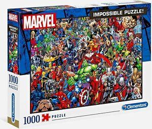 Clementoni 39411 Marvel Universe ? impossible Puzzle 1