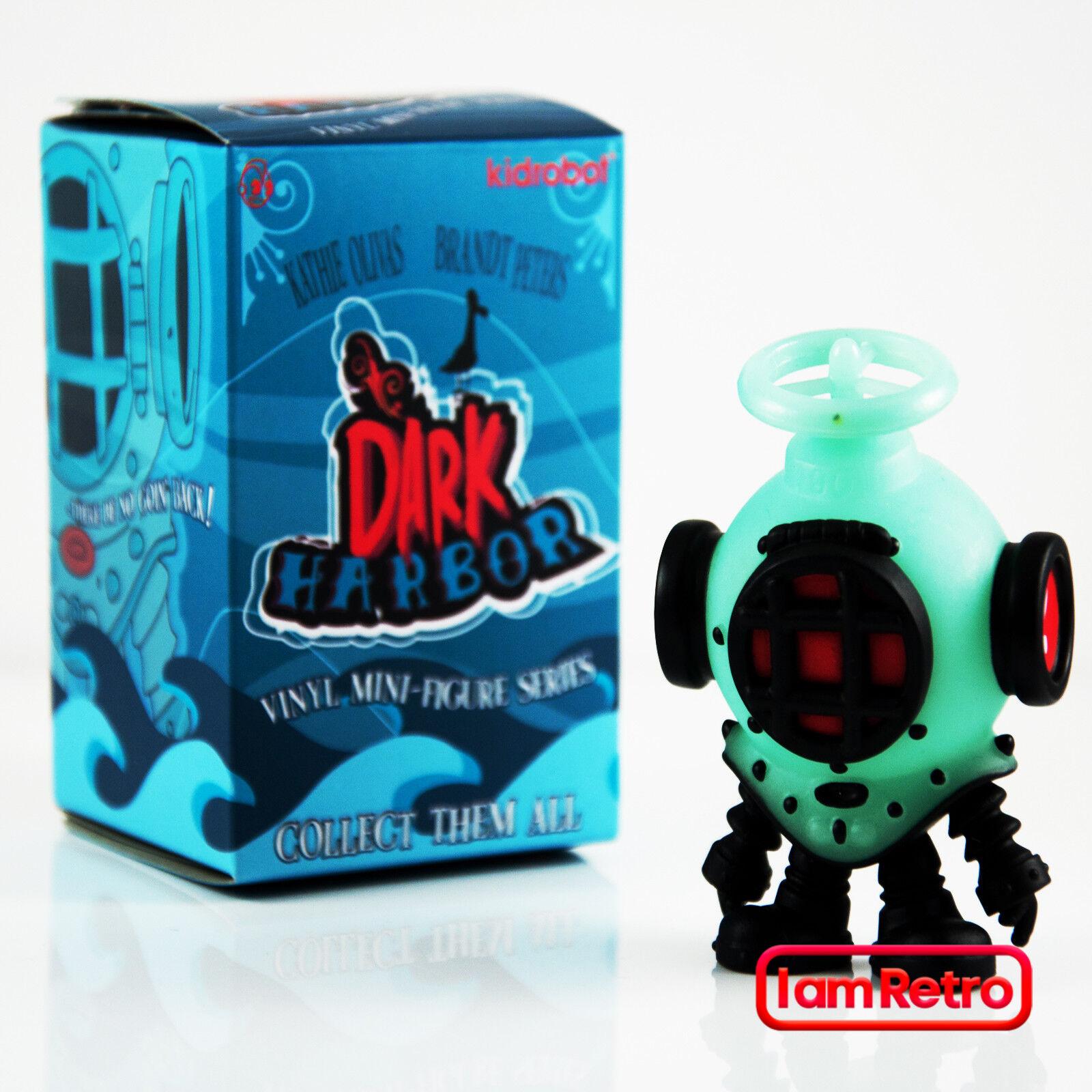 Deep Sea Heavy Footer Dark Harbor Mini Series Figure Brandt Peters x Kidrobot