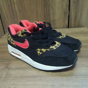 new arrival c647f 552f0 Image is loading Used-NIKE-WMNS-AIR-MAX-Leopard-319986-026-
