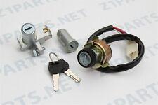 KZ900 KZ1000 LTD Ignition Switch, Steering Lock, & Seat Lock Set