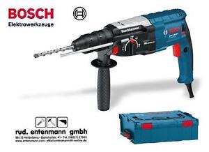 Bosch-Bohrhammer-GBH-2-28-F-in-der-L-Boxx-inkl-2-Bohrfutter-NEU