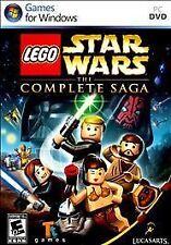 LEGO Star Wars: The Complete Saga (PC, 2009)