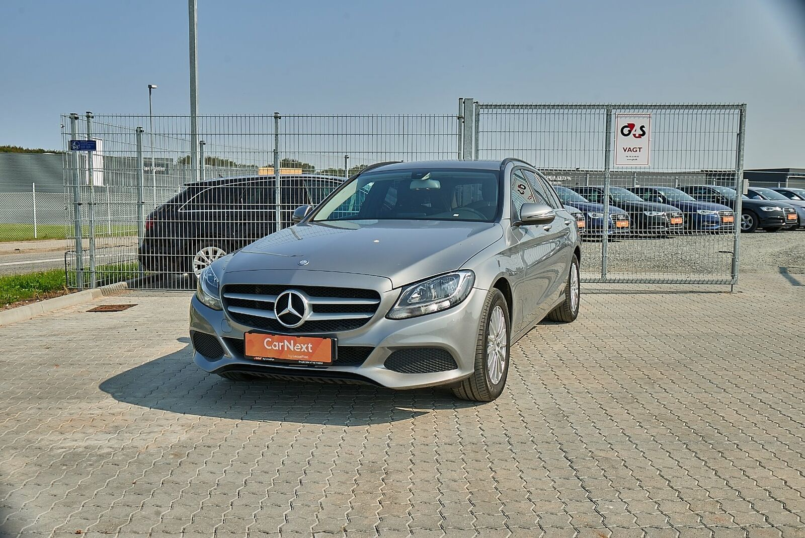 Mercedes C200 d 1,6 Business stc. aut. 5d - 239.900 kr.