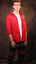 thumbnail 2 - Life Size Justin Bieber Posing Wax Statue Movie Star Prop Display Style 1:1