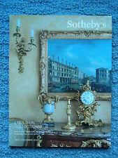 """SOTHEBY'S PARIS """"L'OEIL D'UN COLLECTIONNEUR"""", 5 NOVEMBRE 2014"""