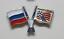 縮圖 17 - PIN'S Insignia FIFA WORLD CUP 1994 Estados Unidos MUNDIAL USA Banderas Futbol