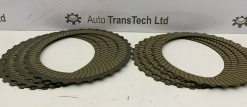 ford galaxy mondeo 6dct450 powershift automatic gearbox wet clutch friction kit