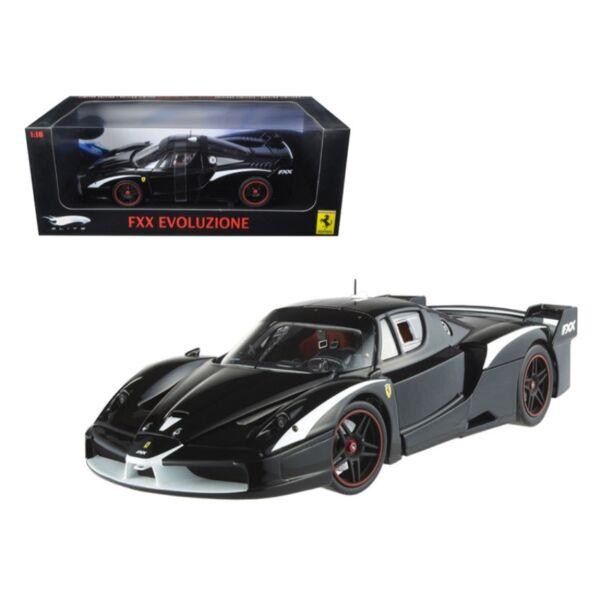 Mattel T6249 Hot Wheels Elite Ferrari Fxx Evolution Black Ebay