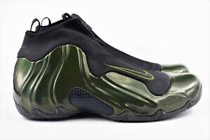 cheap temperament shoes free shipping more photos 134a2 9b5a8 kids nike air flightposite black ...