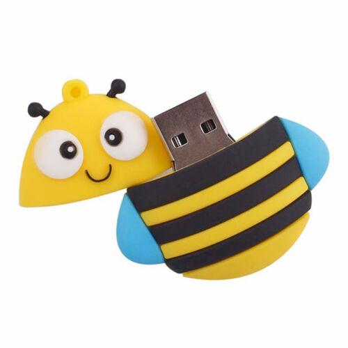 32GB USB 2.0 Pen Drive Flash Drive Pen Drive Memory Stick Honey Bee