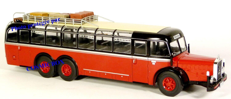 Überlandautobus MERCEDES BENZ O 10000 10000 10000 1938 metall bus alt Dutch 27cm NEU 39d94a