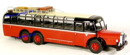 Überlandautobus MERCEDES BENZ O 10000 1938 metall bus alt Dutch 27cm NEU