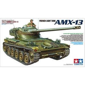 Tamiya-35349-French-Light-Tank-AMX-13-1-35