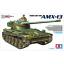 Tamiya-35349-French-Light-Tank-AMX-13-1-35 miniature 1