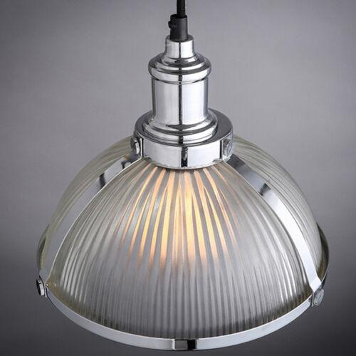 E27 Loft Retro Industrial DIY Glass Vintage Ceiling Light Chandelier Pendant