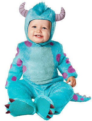 Monsters Inc. - Infant / Toddler Sulley Costume