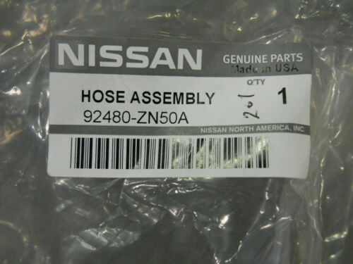 GENUINE NISSAN 2007-2011 ALTIMA 2.5 LOW SIDE AC AIR CONDITIONING HOSE NEW OEM