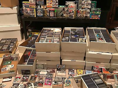 Super Sports Card Bundles Rookies Autographs Relics Packs Ebay
