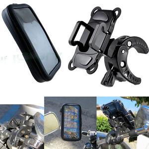 Supporto-moto-bici-impermeabile-modello-ARTIGLIO-per-iPhone-8-X-Plus-10-OK8