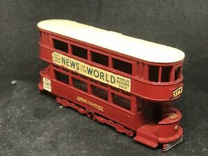 Matchbox-Yesteryear-Y3-Series-1-Issue-13-1907-London-E-Class-Tramcar