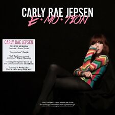 Carly Rae Jepson - E-MO-TION Deluxe Version with 2 Bonus Tracks