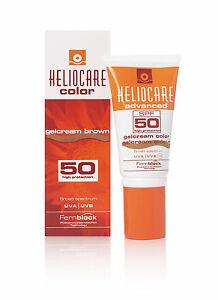 Heliocare Color Crema Gel Marrón SPF50