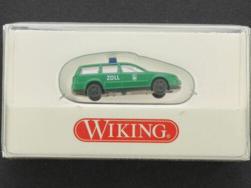 Wiking 9370122 VW VOLKSWAGEN PASSAT doganale Luce Blu 1:160 NUOVO OVP ST 1607-17-32