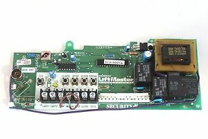 Liftmaster Medium Duty Logic Board With Receiver Part