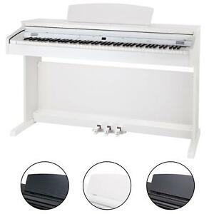 88-Tasten-Digital-E-Piano-E-Klavier-Keyboard-Epiano-3-Pedale-16-Sounds-LED-USB