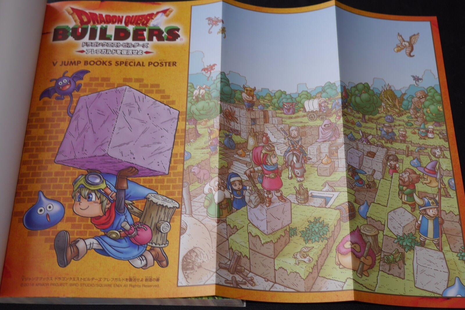 Dragon Quest Builders Arefugarudo O Fukkatsu Seyo Souzou No Sho