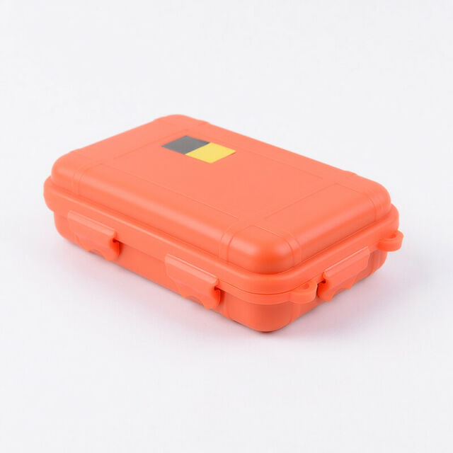 Outdoor Shockproof Sealed Waterproof Safety Case Plastic Box Tool Dry Stora O2Z0