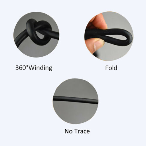 2 3 4 Core Round Flexible Soft PVC Cable 26 AWG Strand Wire Power Signal Control