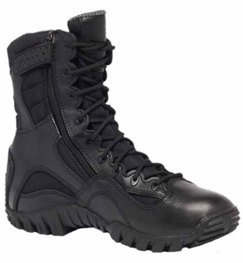 BELLEVILLE TACTICAL RESEARCH HOT WEATHER WF SIDE-ZIP TACTICAL BOOT TR960ZWP