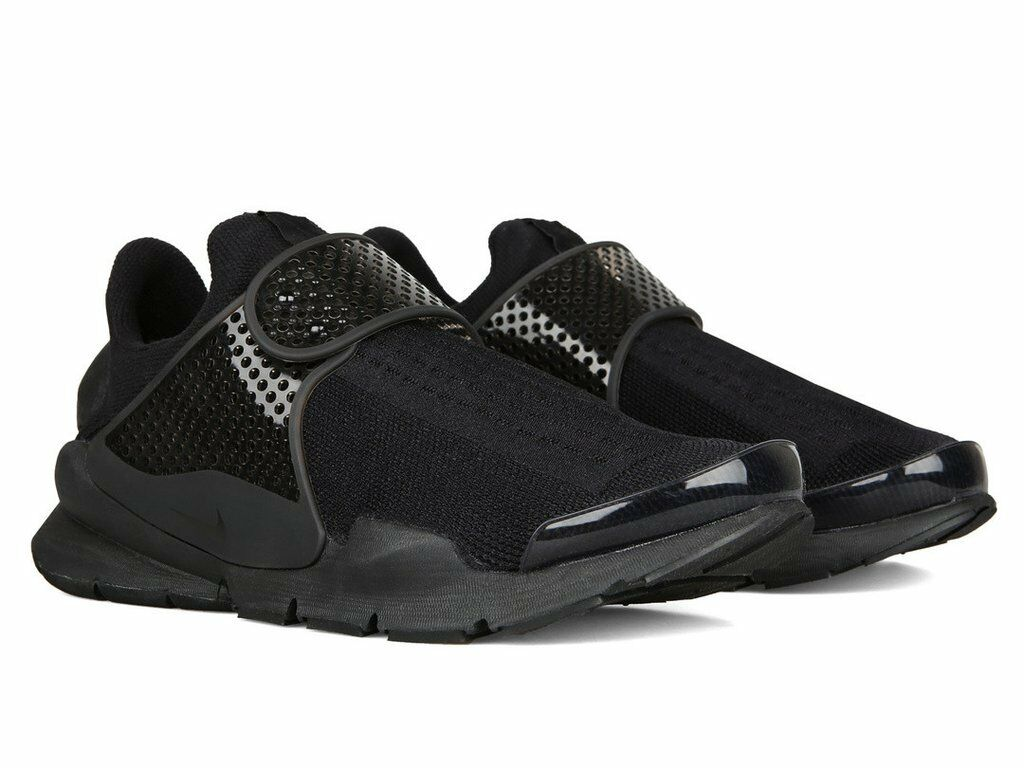 Nike Sock Dart  Triple Black  819686-001 Mens Sizes Training Sneakers All Black