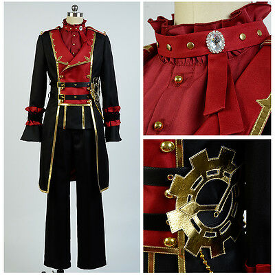 Ensemble Stars!Valkyrie Shu Itsuki Cosplay Costume School Uniform Jacket Outfit