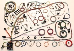 s l300 1966 67 ford fairlane mercury comet american autowire wiring harness