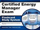 Certified Energy Manager Exam Flashcard Study System 9781609716783 Cards