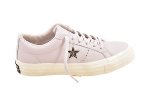Converse-Unisex-One-Leather-157805-Sneakers-Grey-Size-UK-3-RRP-98-BCF87
