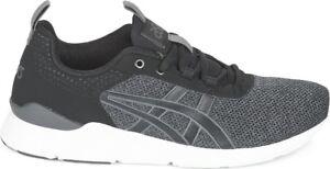 Mens-asics-Gel-Lyte-Lyte-Runner-Trainers-Sneakers-Size-UK-9-Euro-44-Black-HN6F2