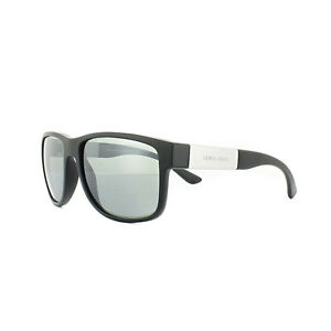 1b0f885cfec Image is loading Giorgio-Armani-Sunglasses-AR8057-50426G-Matt-Black-Grey-