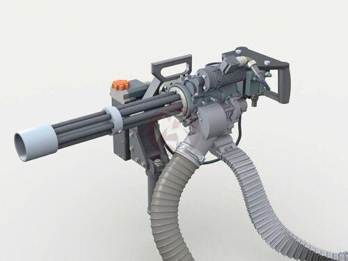 Legend 1//35 Dillon Aero M134D Minigun on Bearing Sleeve Mount 2 pieces LF3D052