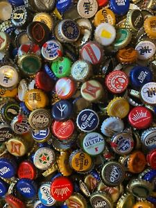1000 Assorted Bottle Caps