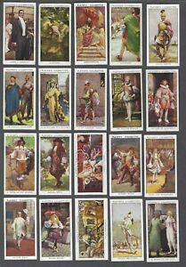 1932-John-Player-Dandies-Tobacco-Cards-Complete-Set-of-50