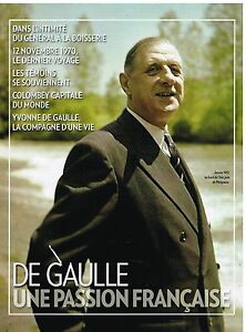 Coupure De Presse Clipping 2010 (31 Pages) De Gaulle Une Passion Francaise Dissipation Rapide De La Chaleur