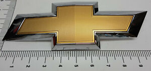 Genuine-Gold-Chrome-Chevrolet-2015-2021-Tahoe-amp-Suburban-Front-Emblem-84701878