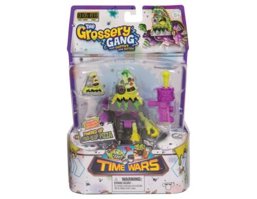 GROSSERY GANG BUG STRIKE OR TIME WARS ACTION FIGURES SERIES 4 /& 5 NEW