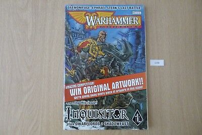 Gw Warhammer Mensile-issue 11 1999 Ref:1398-mostra Il Titolo Originale