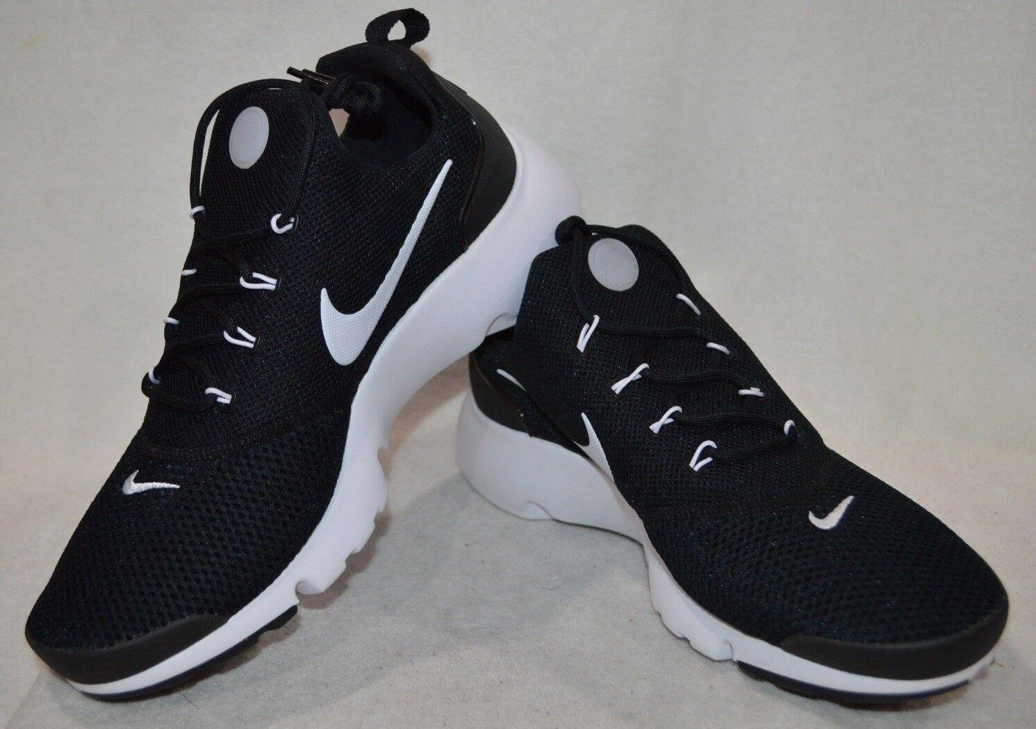Nike Presto Fly Black White Men's Sneakers - Assorted Sizes NWB 908019-002